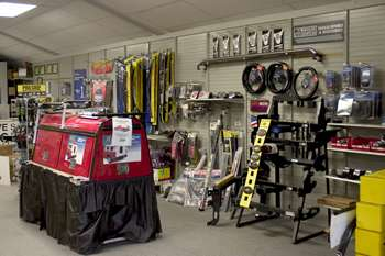 Toppers and More Showroom
