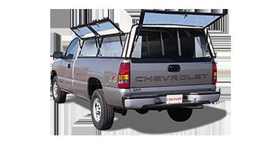 Unicover 1000 Model Truck Cap