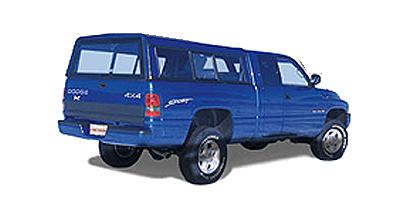 Unicover 1100 Model Truck Cap