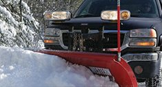 Truck Snow Plows | Twin Cities MN
