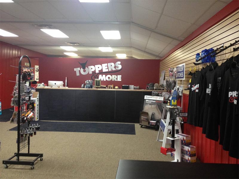 Toppers & More Showroom South St Paul