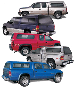 Unicover Brand Truck Caps and Toppers